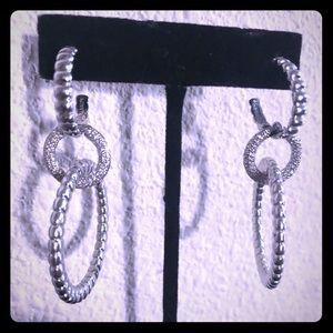 John Hardy Bedeg Drop Earrings